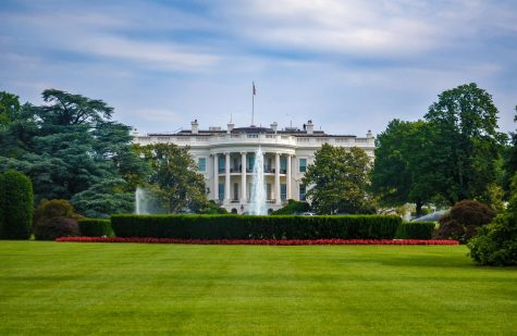The White House, in Washington D.C., where President Biden resides.  Biden's choices for his Cabinet have come under close scrutiny from all wings of the Democratic Party, as he works to assemble a diverse and experienced administration.