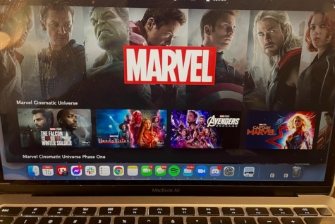 Marvel movies and shows are available to stream on Disney+, with subscription. They are both separated by release order and the phase to which the movie belongs.