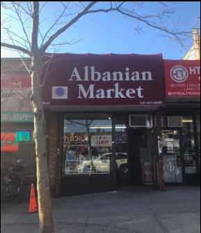 (Johannah Doyle '22).  With the Albanian population in New York continuing to grow, the contributions and distinct presence of Albanian-Americans in New York City will grow with it.
