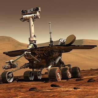 NASA's Perserverance Rover, pictured here, will explore the Martian surface on a mission that will help outline the future of space travel.