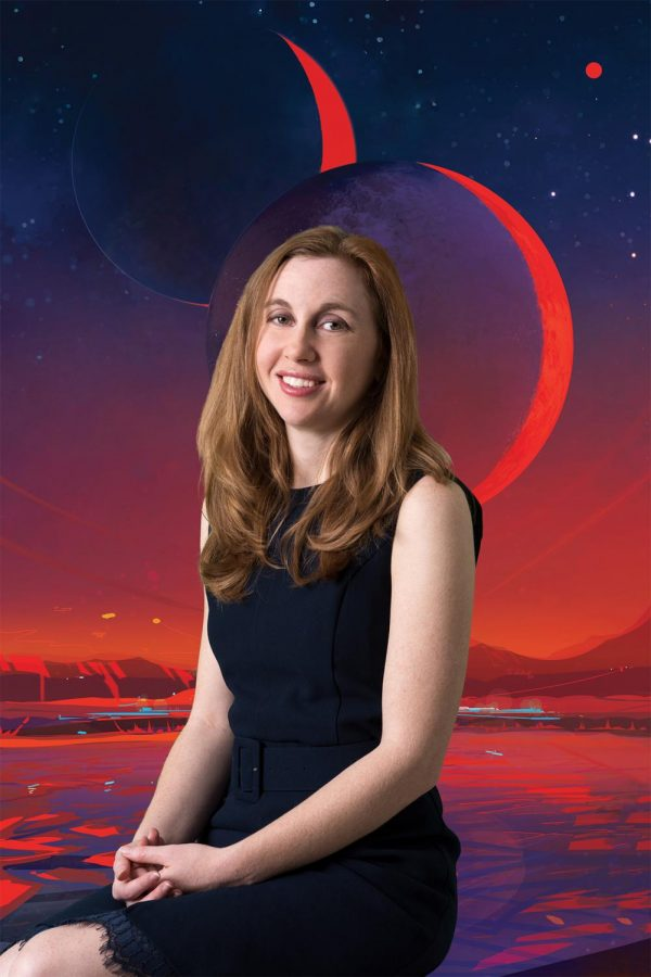 "Elizabeth Landau is a Senior Communications Specialist and the lead producer of the ""Gravity Assist"" podcast at NASA Headquarters."