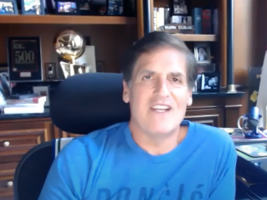 Mark Cuban believes that financial literacy starts at a young age, as it is an investment in our own future.