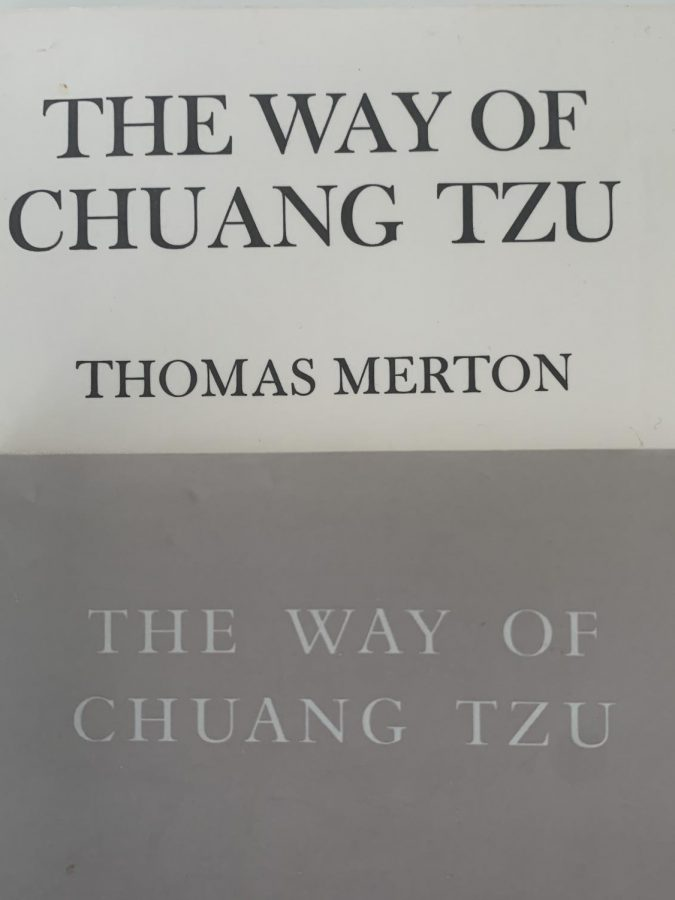 Thomas Merton, an American monk and scholar of comparative religion, put together his personal favorites of Chuang Tzu's sayings through five long years of reading, study, annotation, and meditation, in the book depicted above.
