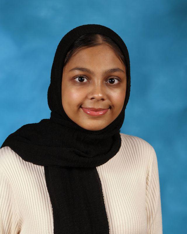 Nabeeha Alam