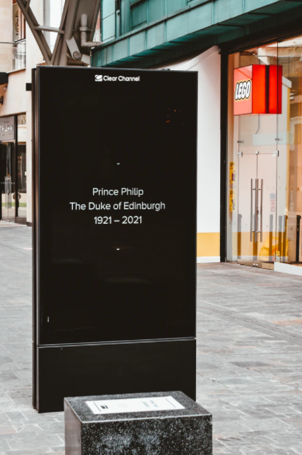 Prince Philip passed away at the age of 99.