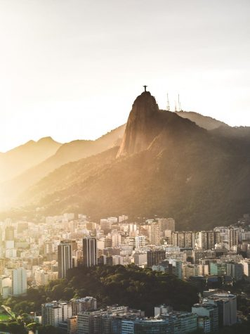 The city of Rio de Janeiro, Brazil has been particularly hard hit by COVID-19.