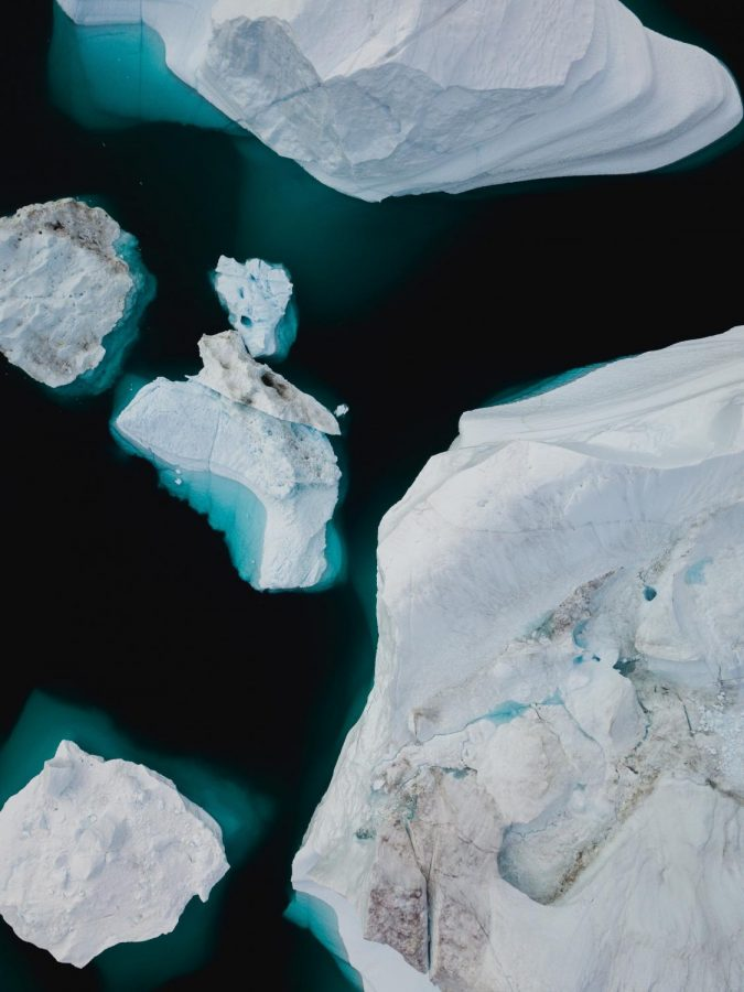 Ice caps in the Arctic regions are gradually decreasing as global warming becomes a more concerning issue day by day. This has a direct impact upon Polar Bear populations.