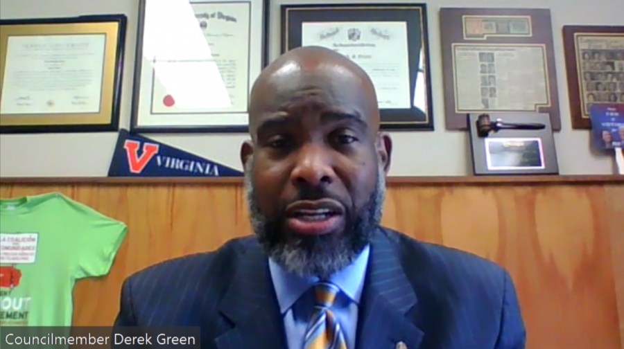 Councilmember Derek Green fully believes that the American Jobs Plan is a proposal that can have a huge impact on the United States as a whole. It will address poverty rates and issues surrounding energy, according to Green.