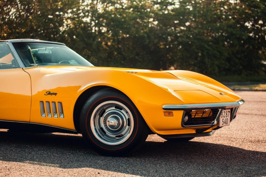 The C3 Corvette was one of the defining cars of the 1960s and 70s.