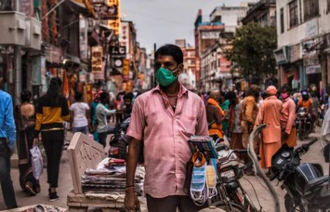 The coronavirus situation in India is currently dire. Hospitals are overwhelmed with people, and the continued lack of oxygen furthers the loss of lives due to COVID-19.