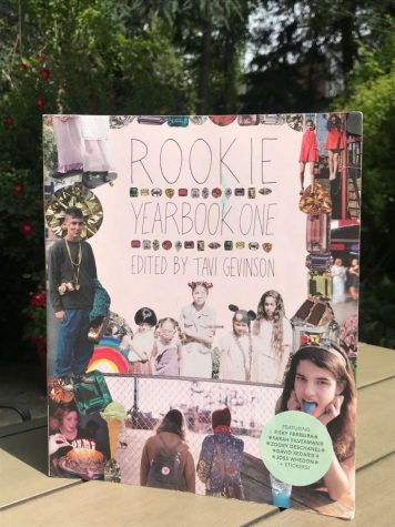 """The Rookie Yearbook contained a round-up of the year's best content from the website. In the preface to the first yearbook, Tavi Gevinson said """"Despite how well this [Rookie Mag; online] has worked out, our staff has a knack for creating work that is more timeless than articles online typically get to be, and more beautiful than photos and illustrations can look on a computer monitor. And so, we created Yearbook in an attempt to do justice to our very best pieces from the September 2011 - May 2012 school year."""""""